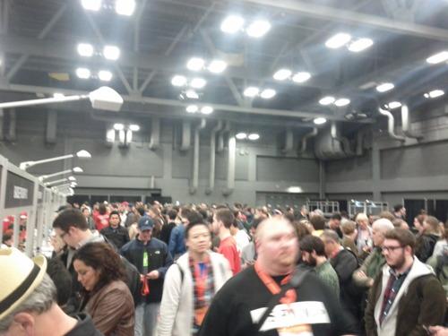 SXSW Long Lines