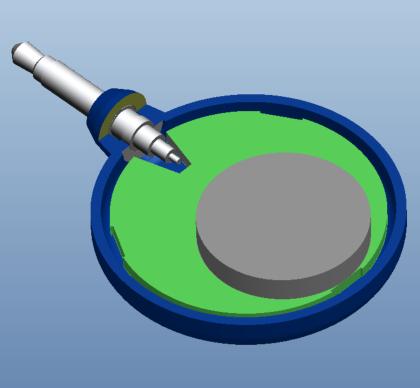 Case Redesign Thread Hole
