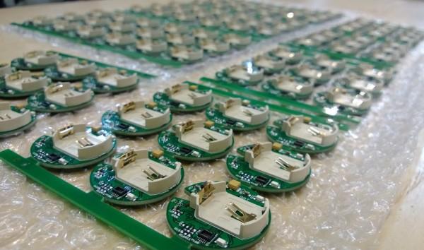 FloJack PCBs Populated