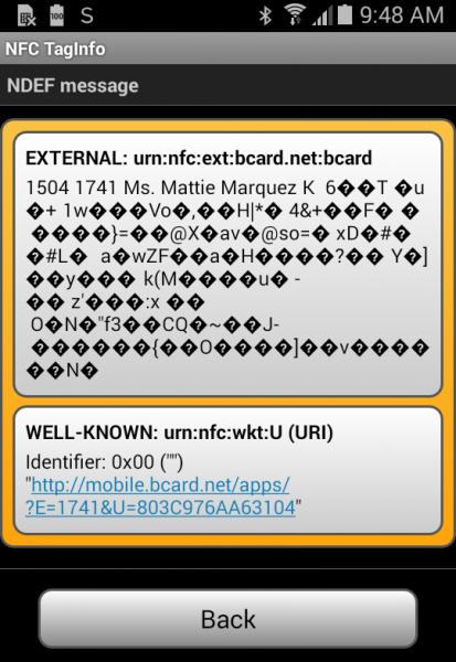 ITN International Test Badge - Type 2