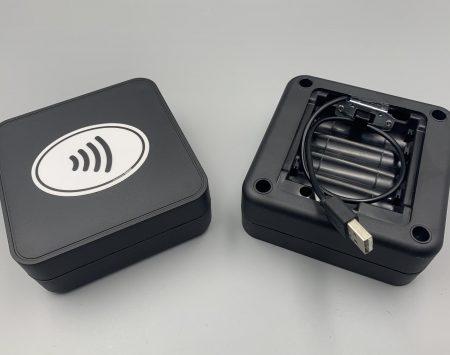 NFC Pass scanner